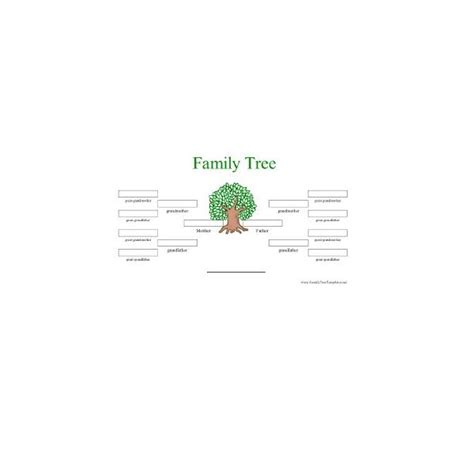 printable family tree templates great resources