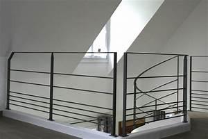 Garde Corp Escalier : normes escaliers rampes et garde corps ehi escalier ~ Dallasstarsshop.com Idées de Décoration