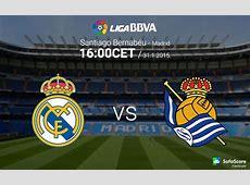 Real Madrid FC vs Real Sociedad match preview Primera La
