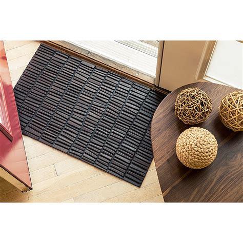 Rubber Doormats by Entryways Recycled Rubber Door Mat Save 62