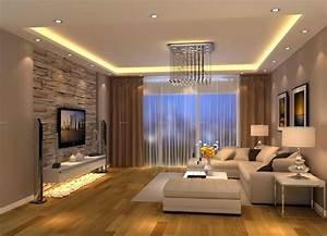 Deco Design Salon : d co salon couleur gris taupe pour salon moderne design ~ Farleysfitness.com Idées de Décoration