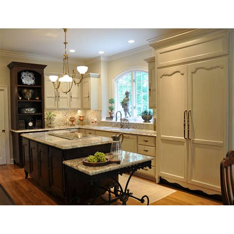 country kitchens with islands country kitchen island cabinets j tribble 6187