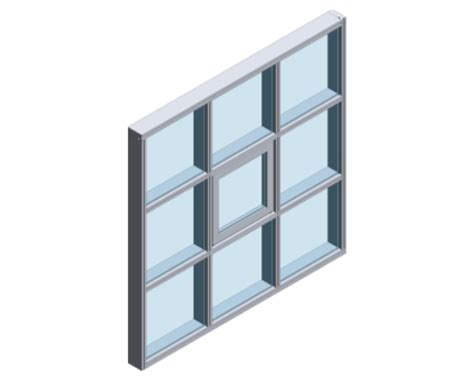 aa 174 265 unitised curtain wall system bimstore