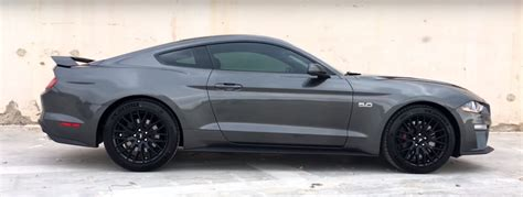 2018 Ford Mustang Gt 10-speed Auto Spanks Mustang Shelby