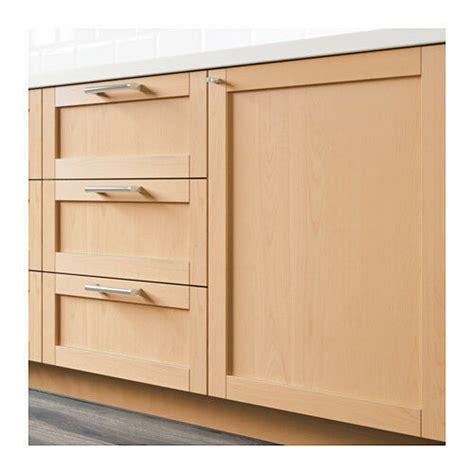 Ikea Cabinet Fronts by 1 Ikea Bjorket Birch Cabinet Front Door Faces Sektion