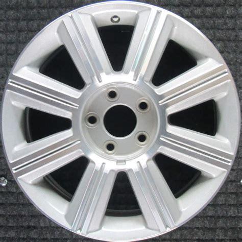 lincoln mkz machined   oem wheel   hza