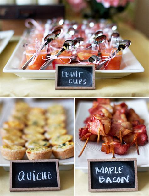 Food Ideas For A Baby Shower Brunch - breakfast at the zemke s baby shower brunch