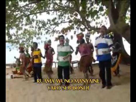 Aku Papua Black trio ambisi tanah papua doovi