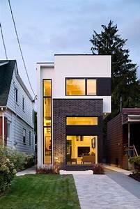 Small Lot House Plan Idea  U2013 Modern Sustainable Home