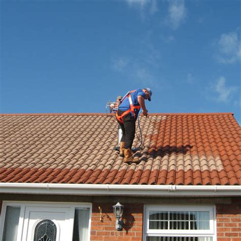 roof tile paint tile roof painting mw roofers