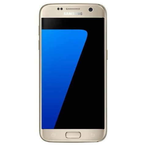 telephone portable samsung samsung galaxy s7 or achat smartphone pas cher avis et