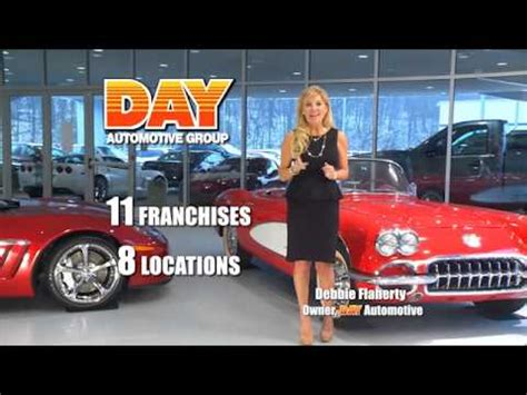 How The Day Automotive Group Was Started Youtube