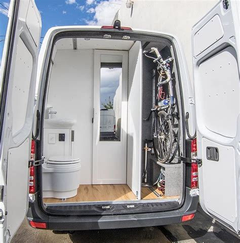 Check out the layouts of these camper vans with bathrooms for some major shower and indoor bathroom inspiration including toilet options. Just finished this new build with a super custom bathroom. Home like comfort when you want it ...