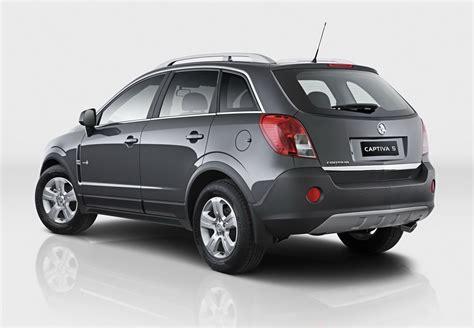 Opel Captiva by Holden Updates Captiva 5 Suv In Australia With Series Ii Model