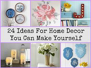 24, Ideas, For, Home, Decor, You, Can, Make, Yourself