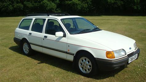 ford sierra  ghia estate country classics country