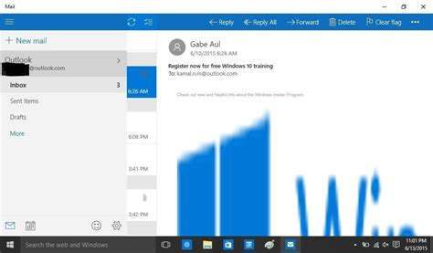 windows 10 mail calendar get started office apps updated changelog wincentral