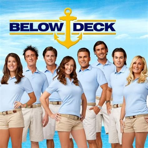 Below The Deck New Cast by Book Release August 1st The Insiders Guide To Becoming A