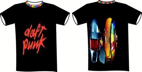 A Daft Punk T-Shirt by sonadowclub543 on DeviantArt