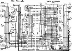 C3 Corvette Console Wiring Diagram