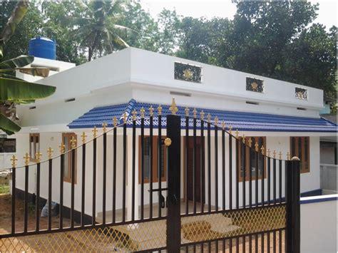 Home Design 800 : 800 Square Feet 3bhk Kerala Cute House Design