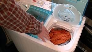 How Does Twin Tub Washing Machine Work