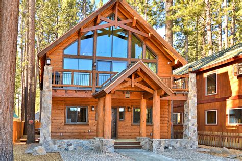 cabin rentals in lake tahoe 5br 4ba lake tahoe luxury vacation rental ra88271