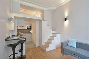 studio 19m2 paris With comment meubler une entree 4 meuble dentree moderne avec 2 miroirs