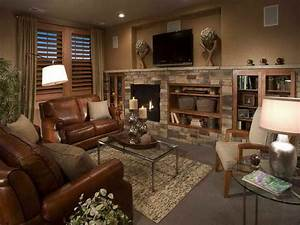 Country Themed Living Room Decor