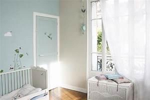 incroyable peinture pour chambre enfant 5 chambre bebe With chambre bebe garcon bleu gris