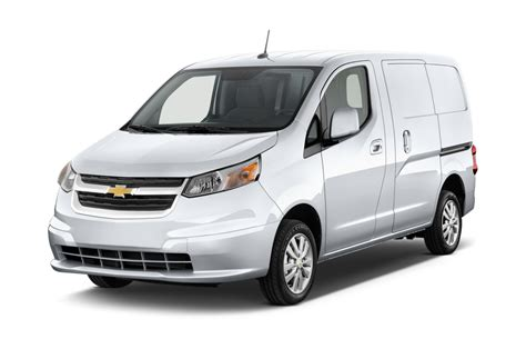 2017 Chevrolet City Express Reviews and Rating   Motor Trend