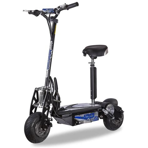siege mini the 26 mph electric scooter hammacher schlemmer