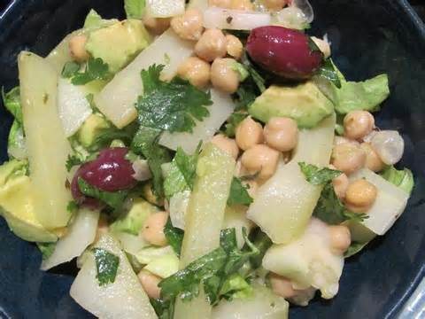 Chayote Squash Salad Recipes
