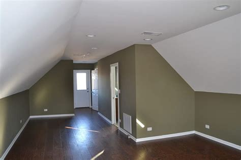finished attic renovation attic finishing chicago il