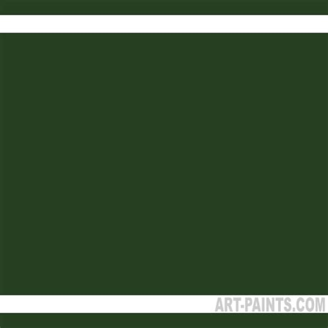rainforest green paint color forest green cover coat underglaze ceramic paints cc129