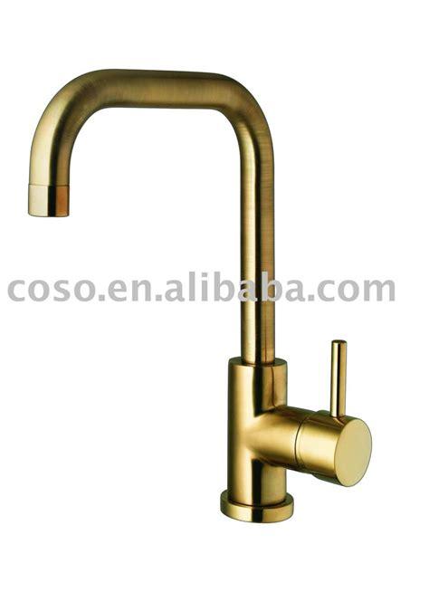 gold kitchen sink faucet gold kitchen faucet 11 d8372g mi casa pinterest
