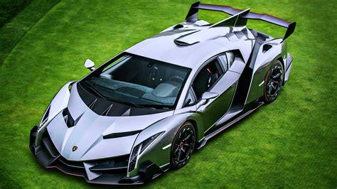 Wallpaper Lamborghini Veneno, Supercar, Concept Car, Cars