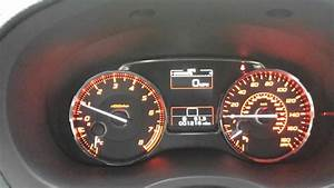 If You Reset The Wrx Odometer    Mpg