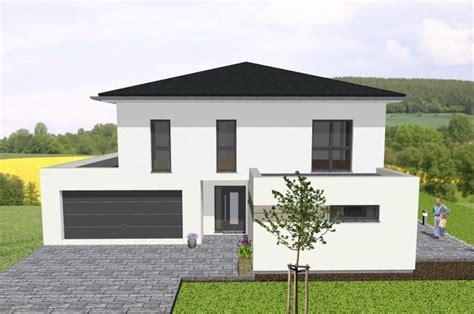 ᐅ Moderne Stadtvilla Mit Integrierter Garage Wwwjk
