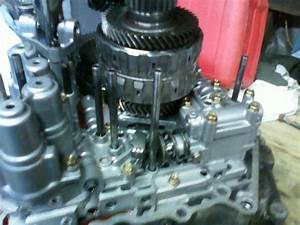 97civic Automatic Crapomatic Transmission Teardown And