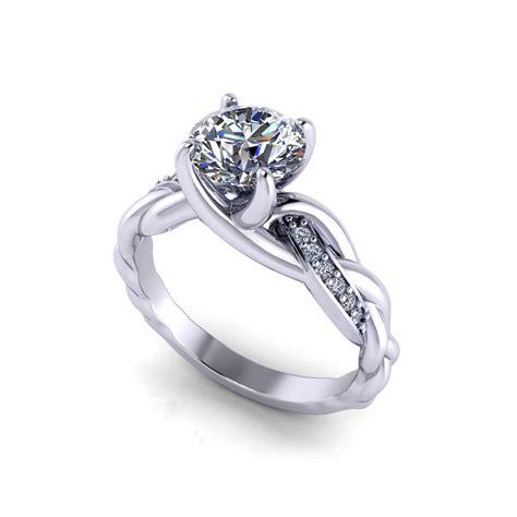 Braided Diamond Engagement Ring  Jewelry Designs. Piece Wedding Wedding Rings. Dainty Rings. Branch Wedding Rings. Nordic Engagement Rings. Ring Now Engagement Rings. Golf Engagement Rings. Celtic Knot Wedding Rings. Nature Wedding Rings