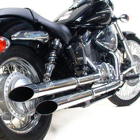 exhaust silvertail k02 yamaha xv 750 1100 virago 89 99
