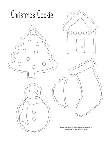 Fortnite Gingerbread Skin Coloring Pages