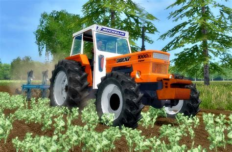 fiat dt super  farming simulator   mods