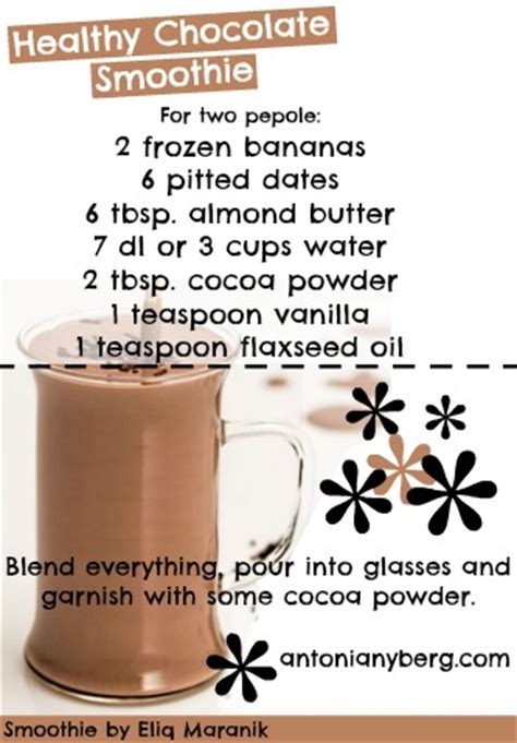 healthy smoothie recipes  kids nutrition  kids
