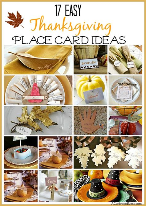 17 Diy Thanksgiving Place Card Ideas. Grey Dining Room Chair. Game Room Lubbock Tx. Hello Kitty Kids Room. Sliding Screen Room Divider. Coastal Dining Room Ideas. Wood Ceiling Designs Living Room. Dorm Living Room Decorating Ideas. Eames Room Divider