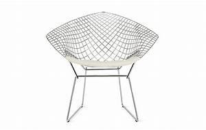Bertoia Diamond Chair : bertoia diamond lounge chair design within reach ~ A.2002-acura-tl-radio.info Haus und Dekorationen