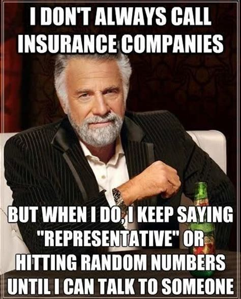 Health Insurance Meme - 16 funny insurance memes that we can all relate to