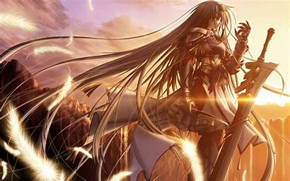 Warrior Anime Wallpapers