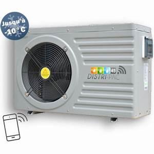 Pompe à Chaleur Pour Jacuzzi : pompe chaleur distri pac 4s 4 saisons wifi distripool ~ Premium-room.com Idées de Décoration